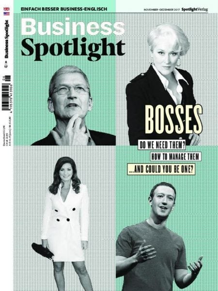 Download Business Spotlight — November-Dezember 2017