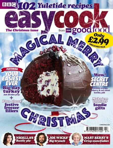Download BBC Easy Cook UK — November 2017
