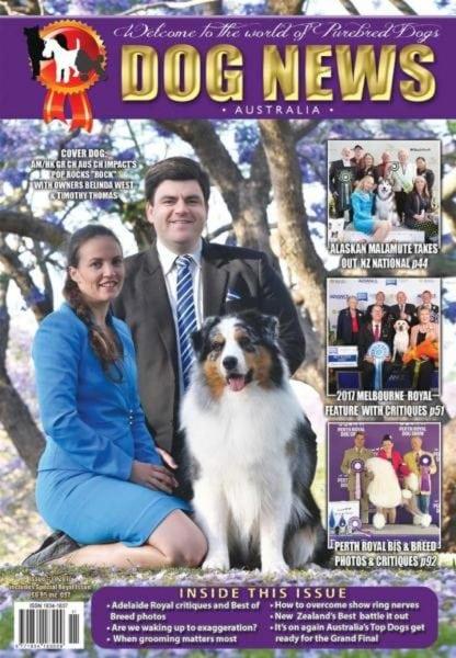 Download Dog News Australia — November 2017