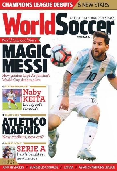 Download World Soccer — November 2017