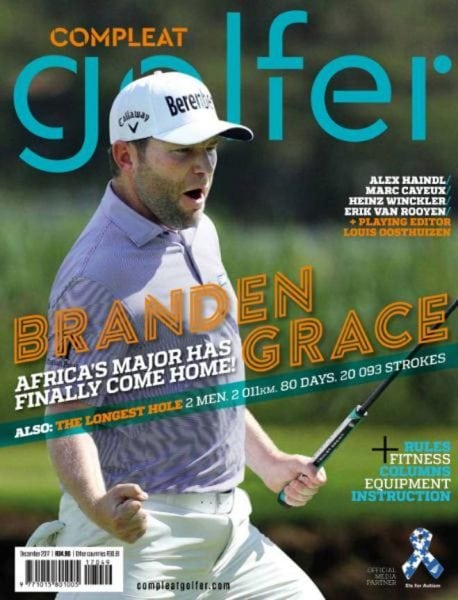 Download Compleat Golfer South Africa — December 2017