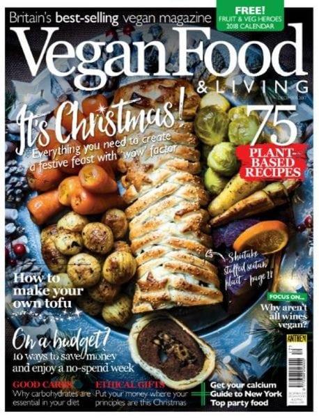 Download Vegan Food & Living — December 2017