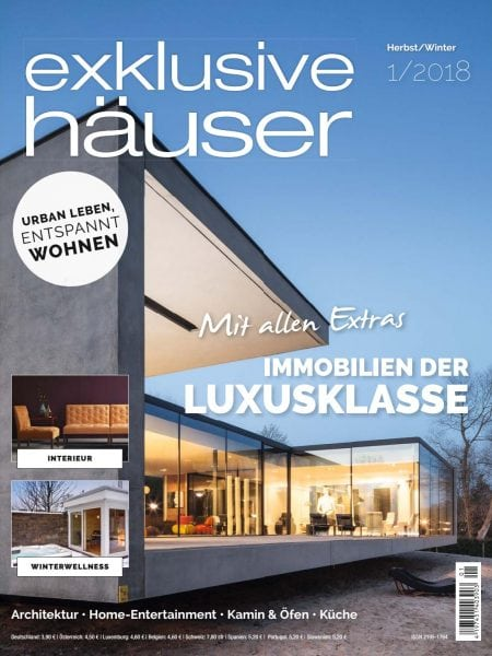 Download Exklusive Häuser — Nr. 1 2018