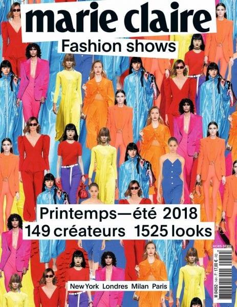 Download Marie Claire Fashion Shows — décembre 2017