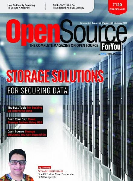 Download Open Source For You — January 2018