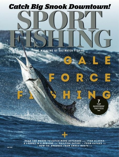 Download Sport Fishing USA — January 2018