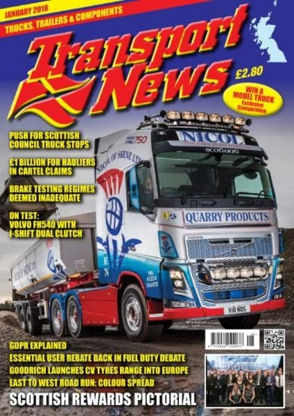 Download Transport News — January 2018