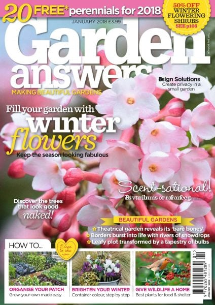 Download Garden Answers — January 2018