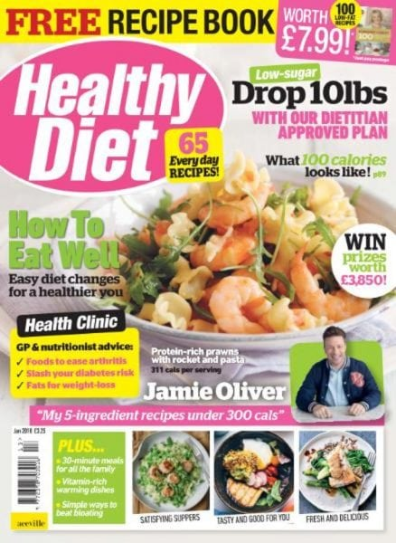 Download Healthy Diet — January 2018