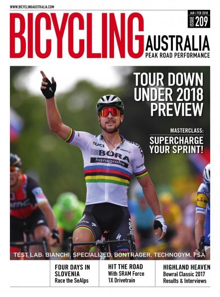 Download Bicycling Australia — January-February 2018