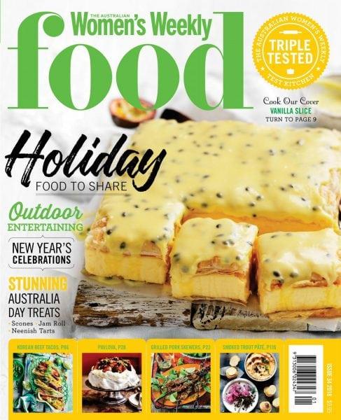Download The Australian Women's Weekly Food — November 2017