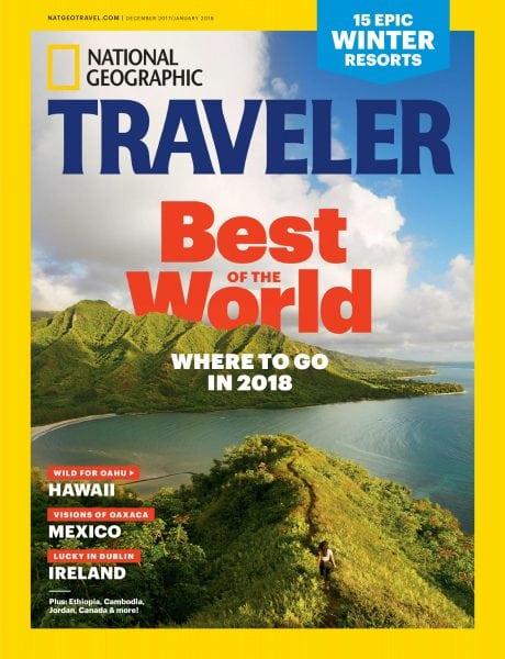 Download National Geographic Traveler USA — December 2017
