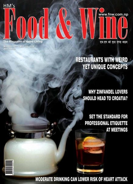Download Food & Wine Nepal — December 2017