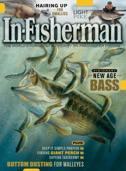 Download In-Fisherman — December 01, 2017