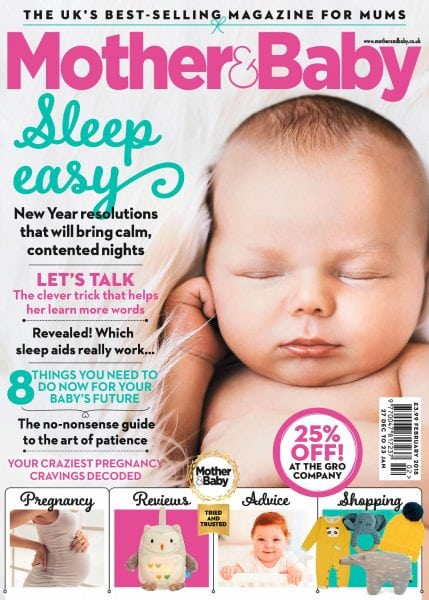 Download Mother & Baby UK — February 2018