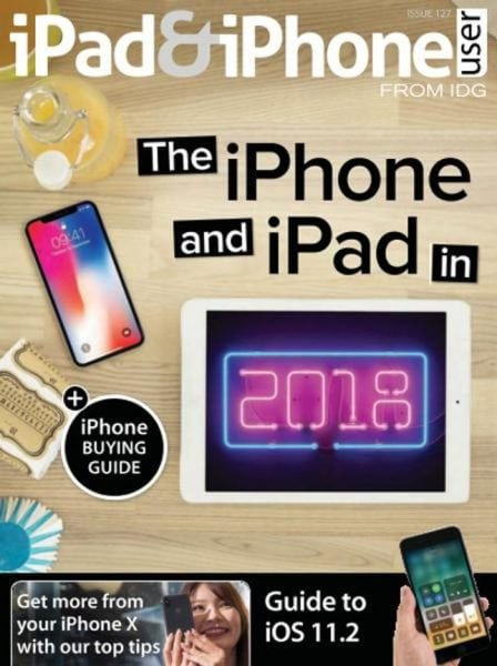 Download iPad & iPhone User — Issue 127 2017