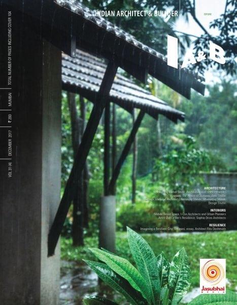 Download Indian Architect & Builder — December 2017