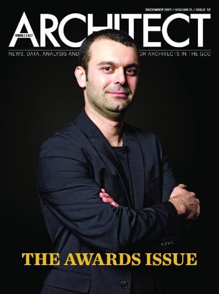 Download Architect Middle East – December 2017