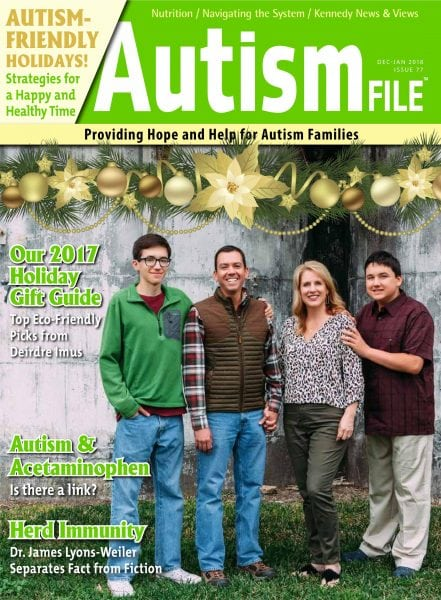 Download Autism File — December-January 2017