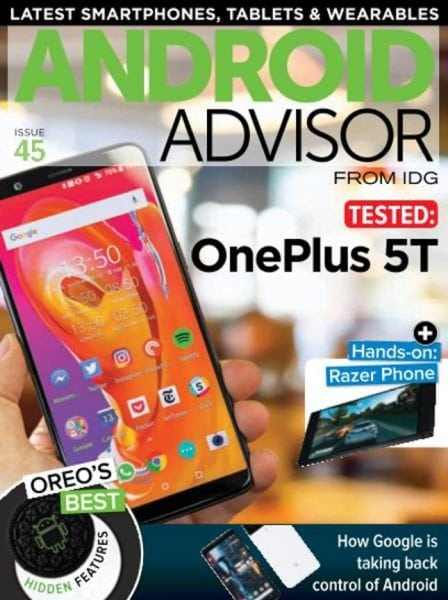 Download Android Advisor — Issue 45 2017