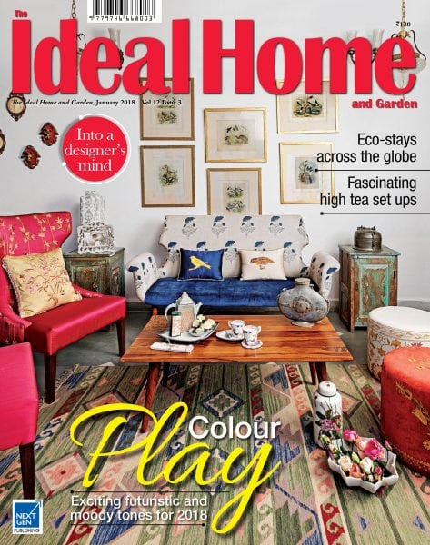 Download The Ideal Home and Garden India — January 2018