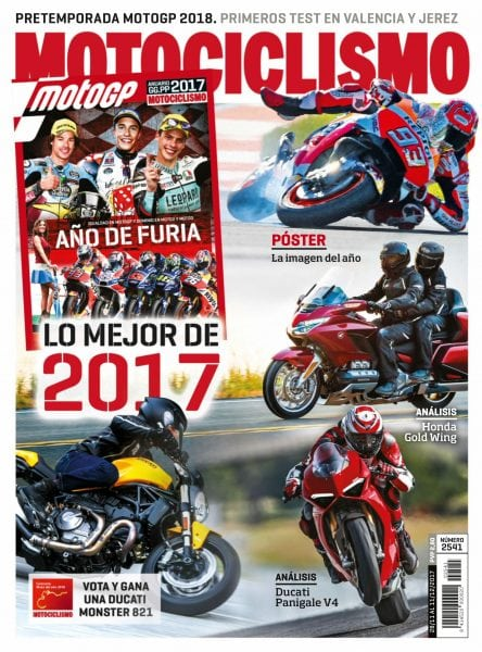 Motociclismo España — 28 noviembre 2017