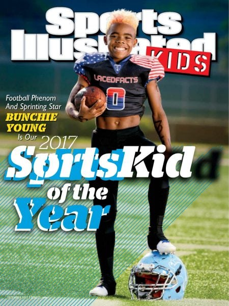 Download Sports Illustrated Kids — November 2017