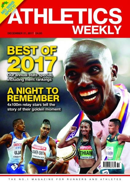Download Athletics Weekly — December 21, 2017
