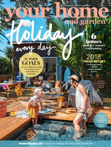 Download Your Home and Garden — January 2018