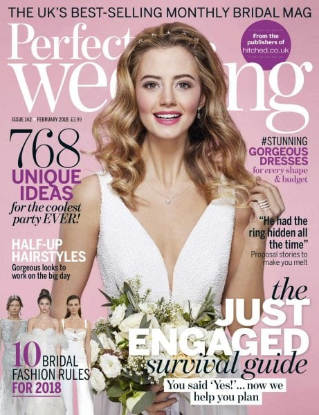 Download Perfect Wedding — February 2018