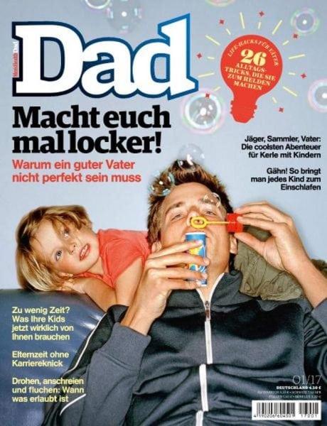 Download Men's Health Dad — Nr.1 2017