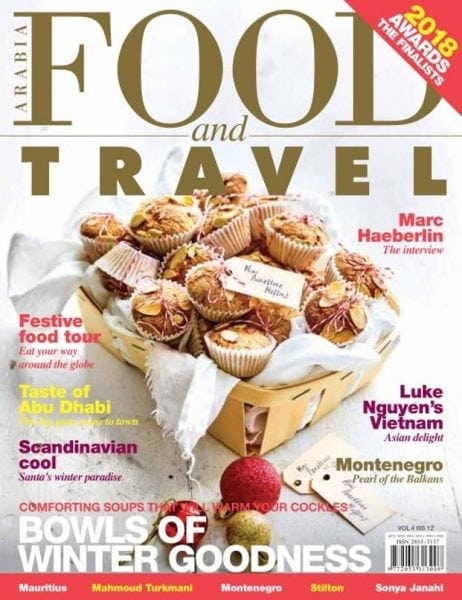 Download Food and Travel Arabia — December 2017