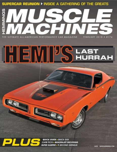 Download Hemmings Muscle Machines — February 2018