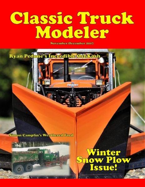 Classic Truck Modeler — December-January 2017
