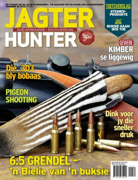 Download SA Hunter-Jagter — January 2018