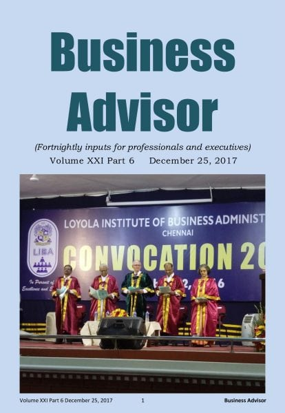 Download Business Advisor — December 25, 2017