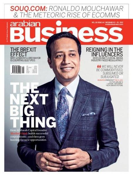 Download Arabian Business – December 17, 2017