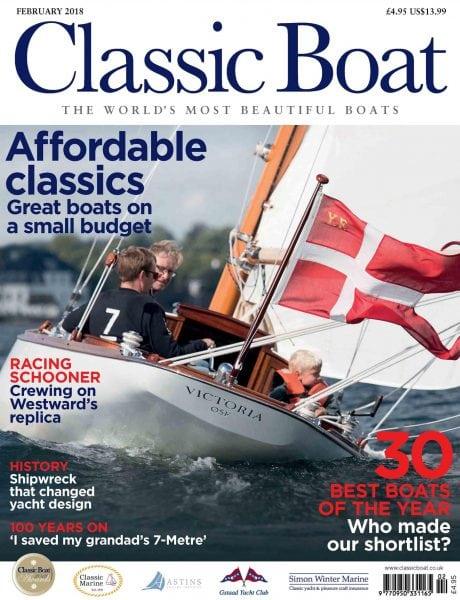 Download Classic Boat — February 2018