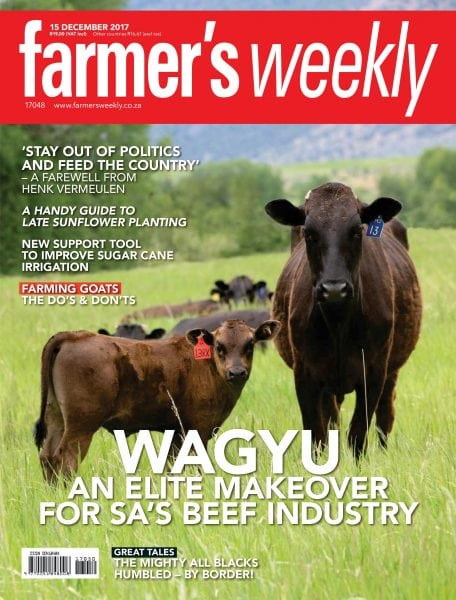Download Farmer's Weekly — 15 December 2017