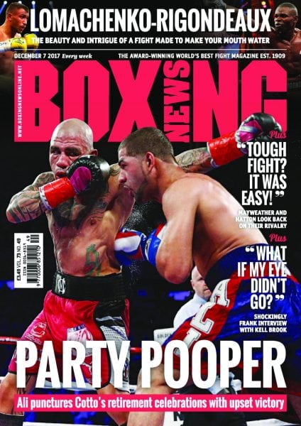 Download Boxing News — December 07, 2017