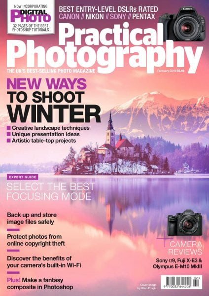 Download Practical Photography — February 2018