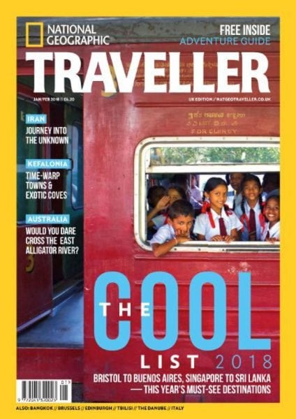 Download National Geographic Traveller UK — January-February 2018