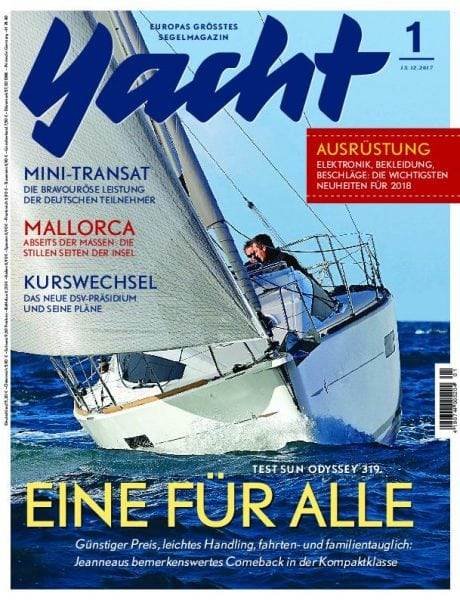 Download Yacht Germany — 13. Dezember 2017