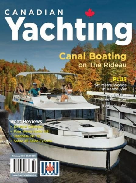 Download Canadian Yachting — February 2018