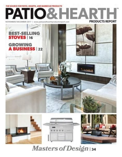 Download Patio & Hearth Products Report — November-December 2017