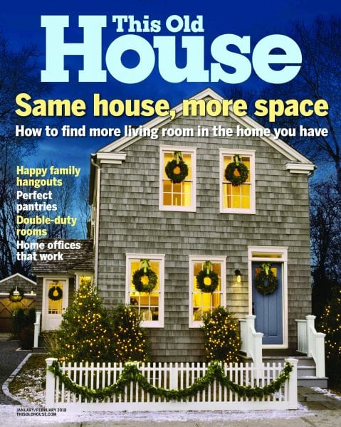Download This Old House — January 2018