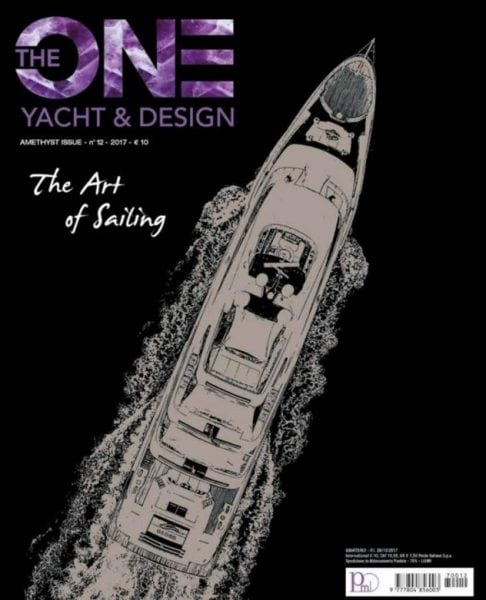 Download The One Yacht & Design — Issue N° 12 2017