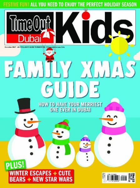 Download TimeOut Dubai Kids – December 2017
