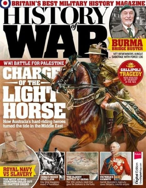 Download History of War — Issue 50 2018