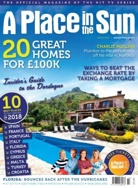 A Place In The Sun Magazine Winter 2018 Pdf Download Free